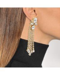 Shourouk - Multicolor Riviera Earrings - Lyst