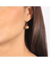 Aurelie Bidermann - Metallic Fine Jewellery - 18k Telemaque Earrings - Lyst
