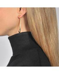 Charlotte Chesnais - Metallic Falless Earrings - Lyst