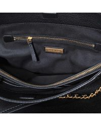 Tory Burch - Black Mcgraw Chain Slouchy Tote - Lyst