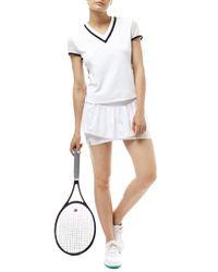 Monreal London - Western Skirt White - Lyst