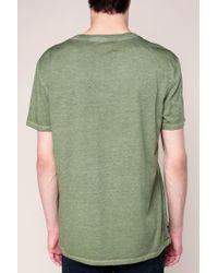 Hilfiger Denim - Green T-shirt for Men - Lyst