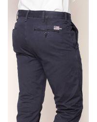 Denim & Supply Ralph Lauren - Blue Chinos for Men - Lyst