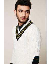 Polo Ralph Lauren - White Sweater & Cardigan for Men - Lyst