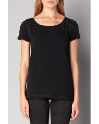 ONLY - Black Top - Lyst