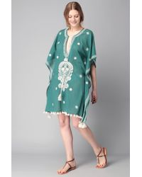 Star Mela | Green Oversize Dress | Lyst