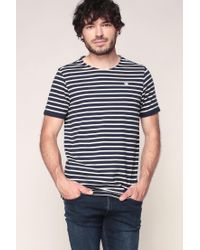 G-Star RAW | Blue T-shirt for Men | Lyst