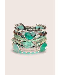Hipanema | Green Bracelet | Lyst