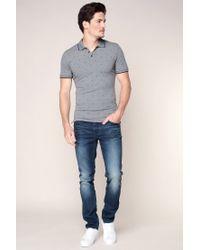 Calvin Klein - Gray T-shirt for Men - Lyst