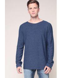 DIESEL | Blue Sweater & Cardigan for Men | Lyst