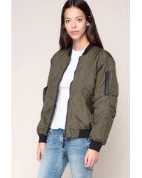 G-Star RAW | Green Jacket | Lyst