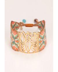 Mishky | Pink Bracelet | Lyst