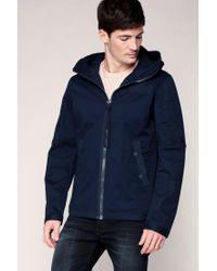 G-Star RAW | Blue Jacket for Men | Lyst