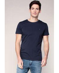 Calvin Klein | Blue T-shirt for Men | Lyst