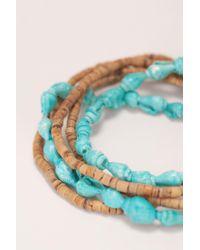 Albertine - Blue Bracelet - Lyst