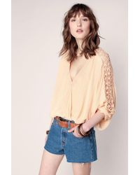 Free People - Multicolor Embroidered Tunics - Lyst