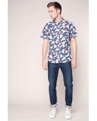 Denim & Supply Ralph Lauren - White Long Sleeve Shirt for Men - Lyst