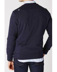 Jaqk - Blue Sweatshirt for Men - Lyst