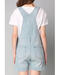 CALVIN KLEIN 205W39NYC - Blue Dungarees - Lyst
