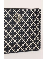 By Malene Birger - Black Wallet And Coin Purse - Lyst