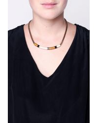 Sessun - Multicolor Necklace / Longcollar - Lyst
