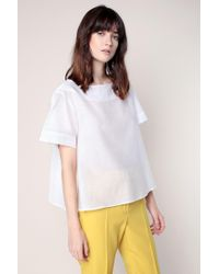 MAX&Co. - White Top - Lyst