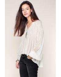 Denim & Supply Ralph Lauren | White Top | Lyst