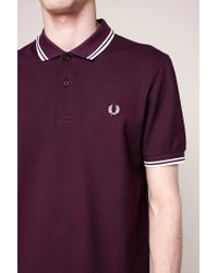 Fred Perry - Multicolor Polo Shirt for Men - Lyst
