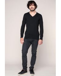 G-Star RAW - Black Sweater & Cardigan for Men - Lyst