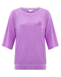 Monsoon - Pink Christine Luna Symbol Top - Lyst