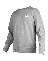 POC Sports | Gray Crew Neck Top for Men | Lyst