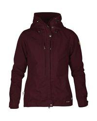 Fjallraven - Purple Keb Jacket for Men - Lyst