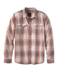 Prana - Multicolor Ascension Shirt for Men - Lyst