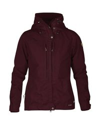 Fjallraven - Purple Keb Jacket - Lyst
