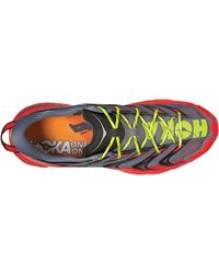 Hoka One One - Red Speedgoat for Men - Lyst