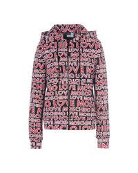 Love Moschino | Black Jacket | Lyst