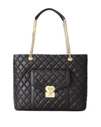 Love Moschino - Black Tote Bag - Lyst