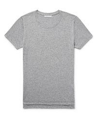 John Elliott - Gray Curve U-neck for Men - Lyst