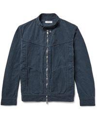 Nonnative   Blue Rider Cotton-corduroy Jacket for Men   Lyst