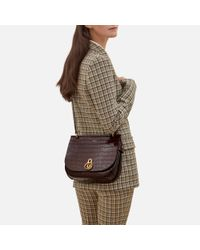 Mulberry - Brown Amberley Satchel - Lyst