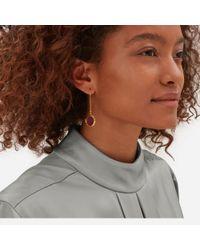 Mulberry - Multicolor Locket Earrings - Lyst