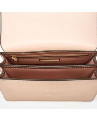 Tory Burch - Multicolor Robinson Metallic Shoulder Bag - Lyst