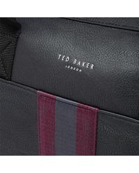 Ted Baker - Black Ospray Webbing Holdall Bag for Men - Lyst