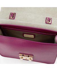 Furla - Purple Metropolis Small Top Handle Bag - Lyst