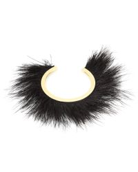 Isabel Marant | Multicolor Feather-embellished Bracelet | Lyst