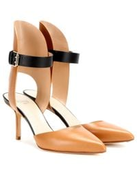 Francesco Russo - Multicolor Leather Pumps - Lyst