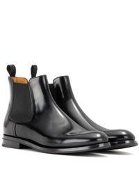 Church's - Multicolor Monmouth Leather Ankle Boots - Lyst