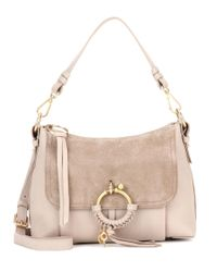 See By Chloé | Pink Joan Small Leather Crossbody Bag | Lyst
