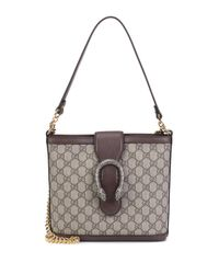 Gucci - Brown Dionysus Medium Bucket Bag - Lyst