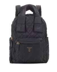 Marc Jacobs - Black Nylon Knot Large Backpack - Lyst